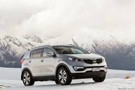 kia sportage launched