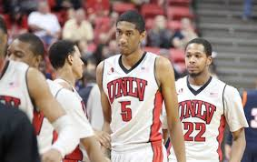 unlv s christian wood looks forward to a better sophomore season