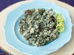 okra with meat stew bamia taste of south sudan