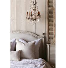 eloquence dauphine queen bed in beach house natural kathy kuo