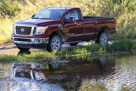 nissan truck titan 2017 2017 nissan titan xd review imposing looks and serious payload