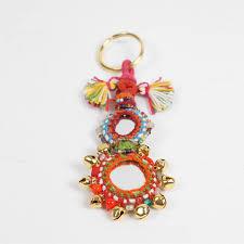 small key rings images Small mirror keyring by bohemia jpg