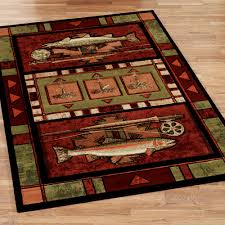 Fish Area Rug Impressive Fish Area Rug Attractive Rugs Indoor Outdoor