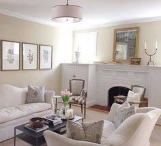 a livingroom hush benjamin hush one shade lighter from coastal path paint