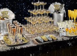 New Year S Eve Table Decorations Idea by New Years Eve Decorations Creative Ideas For An Unforgettable Night