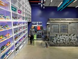 the asics york flagship by mapos