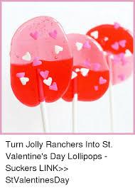 s day lollipops e turn jolly ranchers into st s day lollipops suckers
