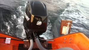 mercury 50 efi outboard youtube