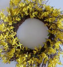 whimsical spring forsythia wreath jenna burger whimsical spring forsythia wreath jenna burger wreath swag