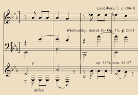 the composition of the piano variations