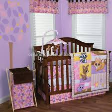 girls purple bedding purple crib bedding sets for girls spillo caves