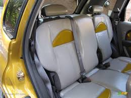 2002 inca gold pearlcoat chrysler pt cruiser dream cruiser series