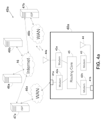 patent us016 system and method for server based control patent drawing
