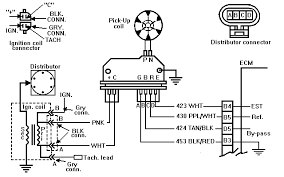 code 42 electronic spark timing circuit est