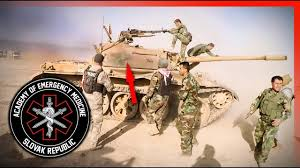 Kurds Discovered An Isis Tank And Did Something Awesome To by Tank Hit By Rpg Wounded Crew Coming In Iraq Mosul