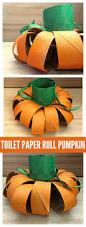 halloween kids craft toilet paper roll pumpkin easy fall crafts