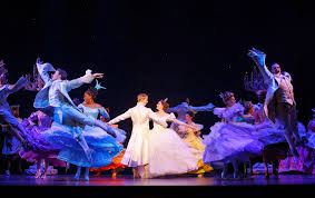 san diego civic light opera magical satirical cinderella at the civic theatre san diego story