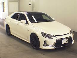 lexus usa export japanese car auction find u2013 toyota mark x 350s gs japanese car