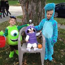 Boo Monsters Halloween Costume 116 Monsters Images Monsters Monster