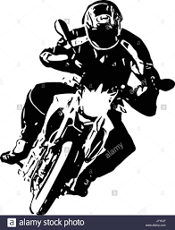 extreme motocross racing motocross rider black and white stock photos u0026 images alamy