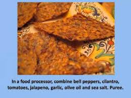 how to make flaxseed crackers raw food recipe raw food