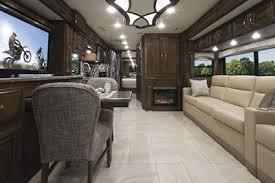 Motorhome Custom Interiors Tuscany Class A Diesel Motorhomes Thor Motor Coach