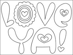 free printable valentine u0027s day coloring pages hallmark ideas