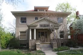 Neoclassical Style Homes A Whirlwind Tour Through The Historic Architecture Of Fort Collins