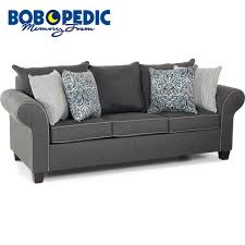 u shaped sectional sofa and bob furniture bed as well big pillows