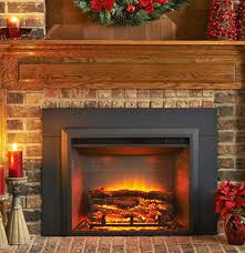 Convert Gas Fireplace To Wood by Convert A Gas Or Wood Fireplace To An Electric Fireplace