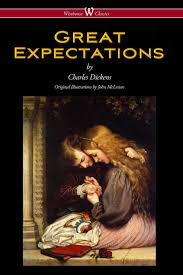 great expectations with the original illustrations by mclenan