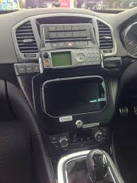 vauxhall insignia interior vauxhall insignia tablet dashboard hywel vaughan