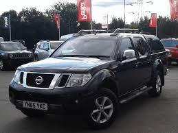 used nissan navara vans for sale used nissan navara offers and deals