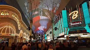 experience las vegas the fremont experience in downtown las vegas the