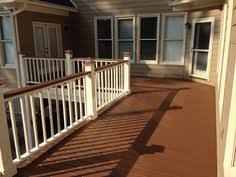 deck color combinations we used trex decking with trex railing