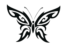 waterscenes cool tribal butterfly tattoo designs 400 x 836 94 kb