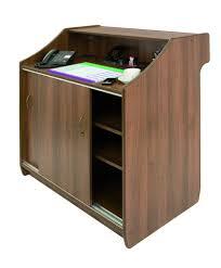 Restaurant Reception Desk by Hospitality Furniture Parry