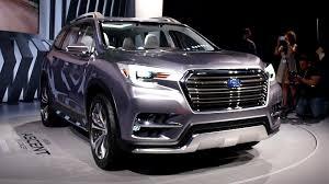 subaru jeep 2017 2017 la auto show 2019 subaru ascent