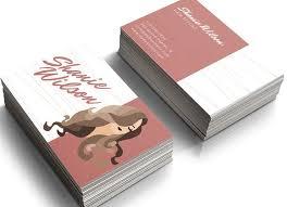 Business Cards Hair Stylist Hair Stylist Business Card Business Card Templates Creative Market