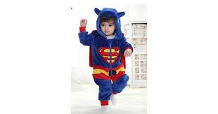 Superman Halloween Costumes Adults Superman Kigurumi Baby Halloween Costumes 4kigurumi
