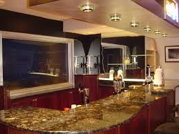 Kitchen Bar Table by Kitchen Awesome Basement Bar Design Idea With Stone Kitchen