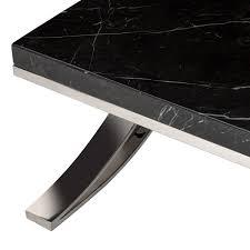 modern marble stainless coffee table safavieh com
