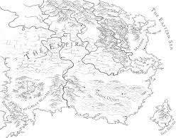 How To Draw A World Map Mapping An Ember In The Ashes Fantastic Maps