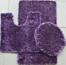Bathroom Contour Rugs Amazon Com Majestic 3 Piece Jelly Chenille Bathroom Mat Set Bath