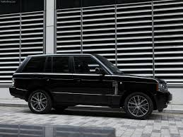 range rover autobiography custom land rover range rover autobiography black 2011 picture 8 of 27