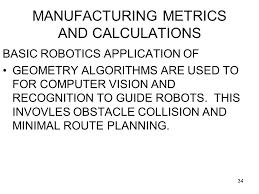 1 manufacturing metrics and calculations basic mathematics and