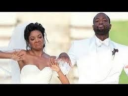 gabrielle union wedding dress gabrielle union and dwyane wade wedding