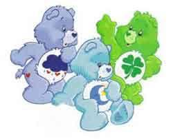 care bears bears heart