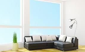 Interior Design Sofa And French Window Interior Design - Interior design sofa