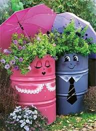 Ideas For Gardening 20 And Creative Container Gardening Ideas Hative